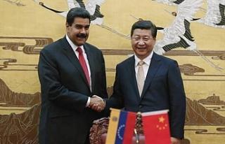 İflasın eşiğindeki Maduro büyük beklentilerle...