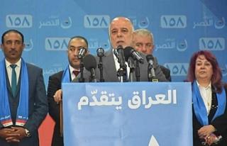 Irak Başbakanı İbadi, Haşdi Şabi'nin başına...
