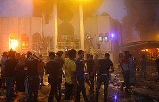 İbadi Basra'da protesto ile karşılandı