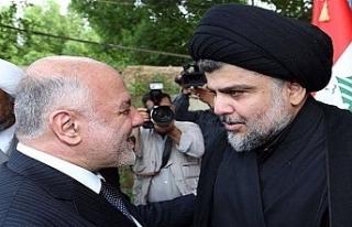 İbadi'nin aday olmama mesajı da Irak'ta...