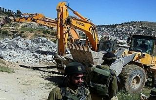 """İsrail'in """"yıkım ekibine"""" uluslararası..."""