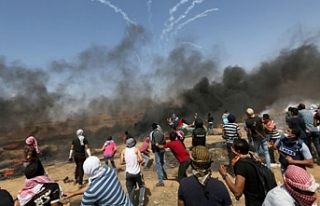 İsrail saldırısında biri çocuk iki Gazzeli hayatını...