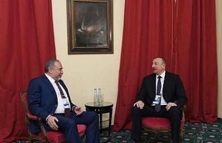 İsrail Savunma Bakanı Liberman Azerbaycan'da