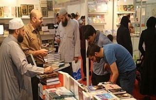 İstanbul Arapça Kitap Fuarı bugün başladı