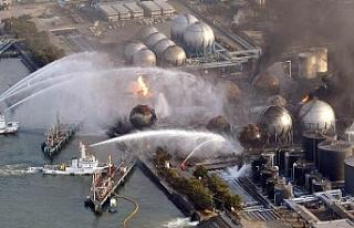 Japonya ilk kez Fukuşima'da bir işçinin radyasyondan...
