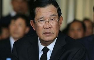"""Kamboçya lideri Batılı ülkelere """"işimize..."""