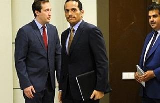 Katar'dan, ABD'nin FKÖ ofisini kapatma...