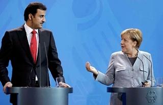 Katar'dan Almanya'ya milyarlarca avroluk...