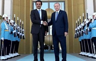 Katar ile 15 milyar dolarlık anlaşma imzaya hazır