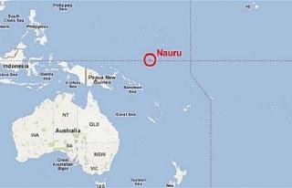 Nauru adasının mültecilerine Yeni Zelanda yolu...