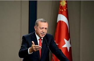 Ortak basın toplantısında Erdoğan'ın İdlib...