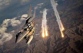 'ABD Suriye'yi fosfor bombalarıyla vurdu'