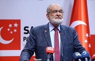 SP Başkanlık Divanı'nda yeni görev dağılımı...