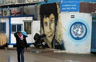 UNRWA'yı Kudüs'ten çıkarma planı
