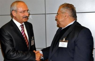 Kılıçdaroğlu'ndan Talabani sürprizi