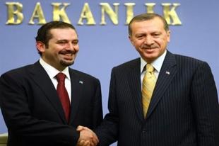 Erdoğan Hariri görüşmesi sona erdi