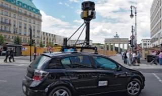 Google'a 'Street View' cezası