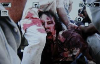UGK: Kaddafi yanlışlıkla vuruldu