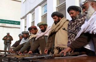 ABD-Taliban görüşmeleri Katar'da başladı