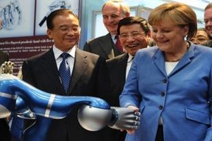 Alman teknoloji fuarının konuğu Çin