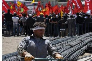 Türk usulü ironi; 1 Mayıs her işçiye bayram değil!