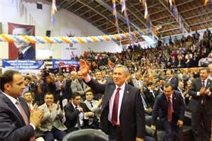 Arınç'ın belediye başkanlığına cevabı