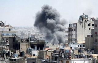Şam'da cenaze törenine saldırı: 100 ölü