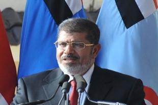 Mursi: Dört ülke Suriye için toplanacak