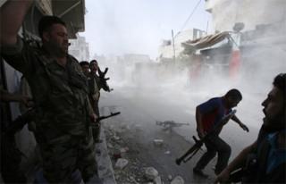 Suriye'de dünün bilançosu ağır