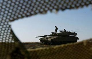 İsrail, Suriye'ye doğrudan saldırdı