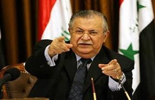 'Talabani Bağdat'ı terk etti!' iddiası