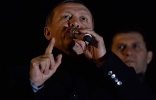 Erdoğan: Onu iki defa terfi ettirdik, memnun kalmadı!