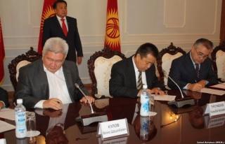 Kırgızistan Kırgızca'ya dönüyor