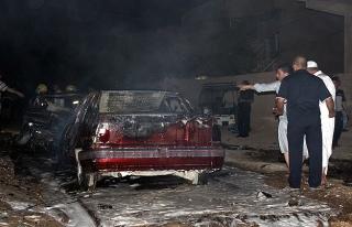 Bağdat'ta kanlı gece: 9 Ölü