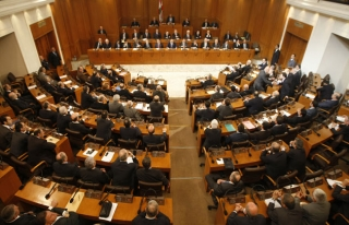 Lübnan'da ilk turda cumhurbaşkanı seçilemedi