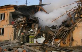 Rusya'da doğalgaz patladı: 5 ölü