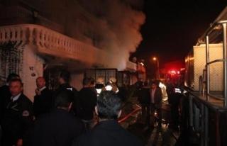 Huzurevinde yangın çıktı: 2 ölü, 27 yaralı