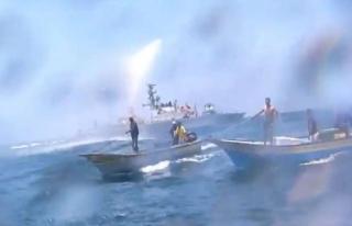 Gazzeli balıkçıları şimdi de Mısır gözaltına...