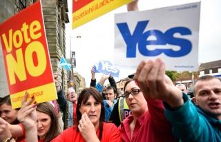 İngiliz gazeteleri İskoçlara 'gitme' dedi!