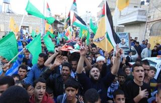 Hamas, Filistinlileri gösterilere katılmaya çağırdı