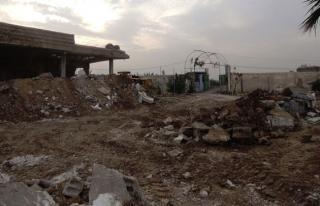 Suriye ordusu Doğu Guta'yı bombaladı