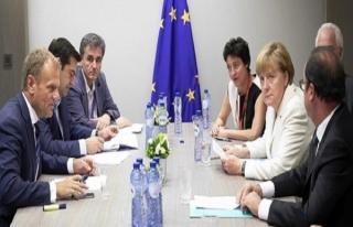 Euro Bölgesi ile Yunanistan anlaştı