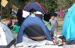 Yunanistan'daki Afgan mülteciler taşınacak