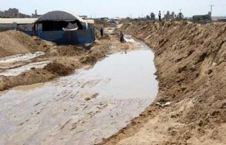 Mısır Gazze'nin yer altı sularına zarar veriyor