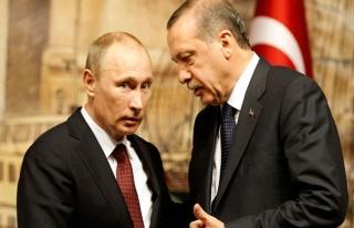 Erdoğan: Suriye'yi Putin ile konuşacağım