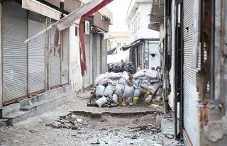 Barikat mağduru esnaf HDP ile görüştü