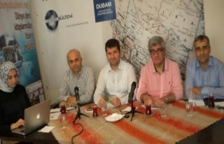 Türkiye-Rusya ilişkileri Yuvarlak Masa'da konuşuldu