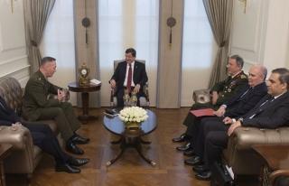 Ankara'da PYD, Rusya ve sınır gündemli görüşme