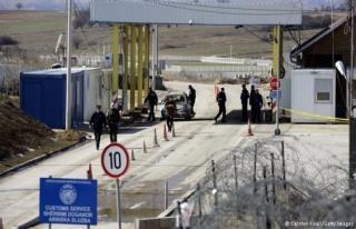 Kosova'dan Makedonya'ya kimlikle geçilecek
