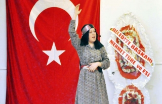 Liseli öğrencinin İstiklal Marşı hassasiyeti